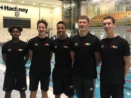 Hackney Aquatics at Winter Nationals 2018