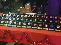 Hackney Presentation Night