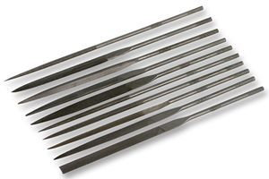 Carbon steel file set (10 pcs )