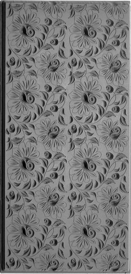 Climbing Roses Embossed (TTL138)