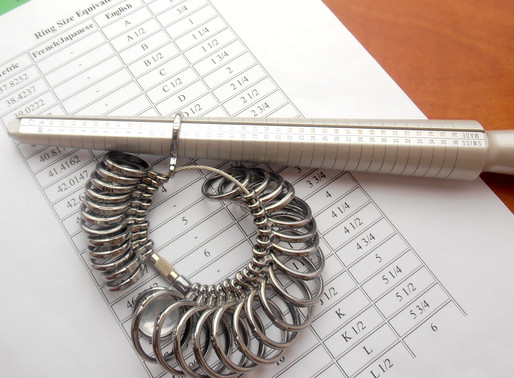4 tips for guiding your customers to get their ring size right