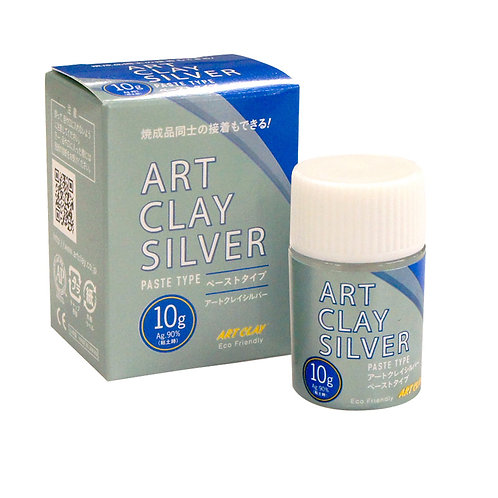 Art Clay Silver 650 Paste - 10 gm
