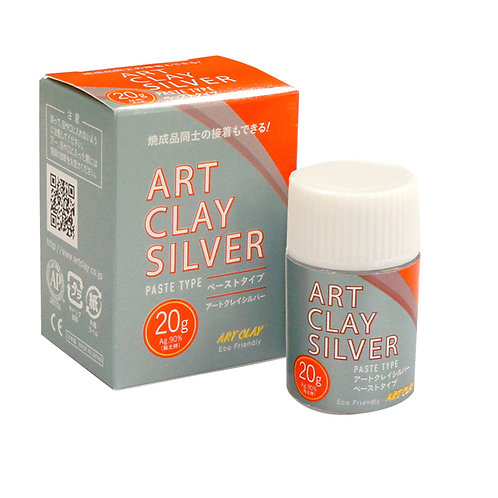 Art Clay Silver 650 Paste - 20 gm