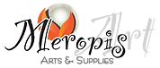 Meropis Arts & Supplies logo