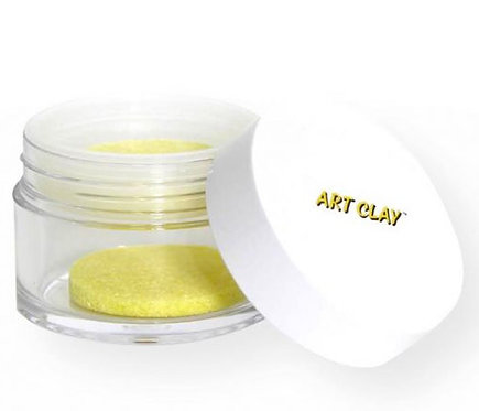 Metal Clay Moisterizing & Storage Pot