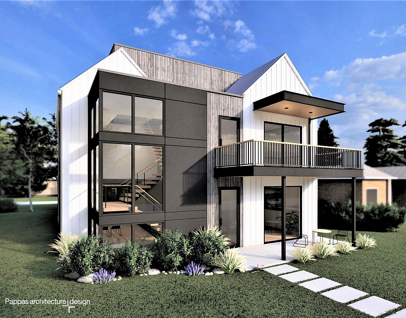 1065 South Madison Street Rendering PNG.