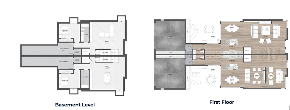 Floor Plans basement 1st floor.png