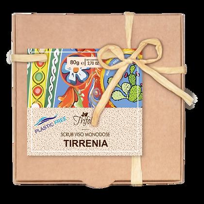 TIRRENIA - SCRUB SOLIDO VISO -   16 SEMISFERE MONODOSE