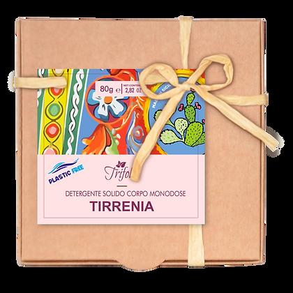 TIRRENIA - DETERGENTE SOLIDO CORPO -   16 SEMISFERE MONODOSE