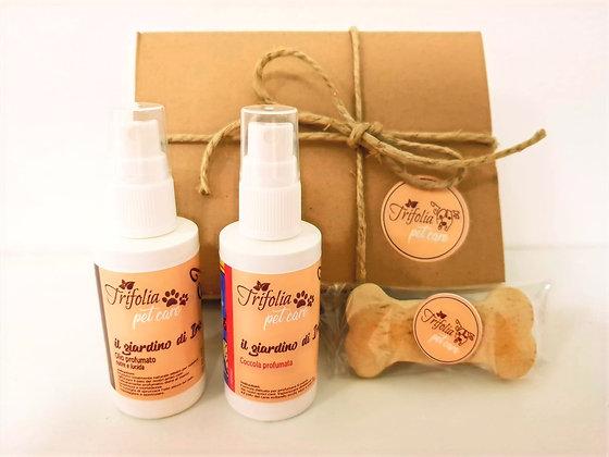 Box Coccole - Olio Profumato e Coccola Profumata