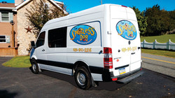 Spotless Dog Van 2