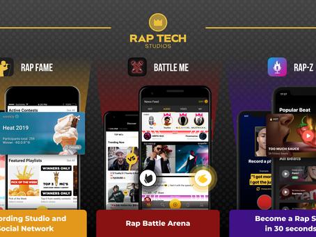 Introducing  Rap Tech Studios
