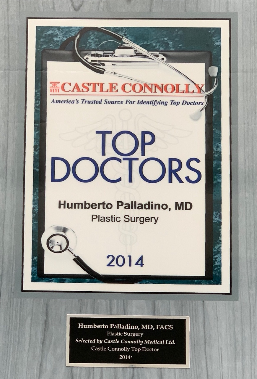 2014 Top Doctors Distinction