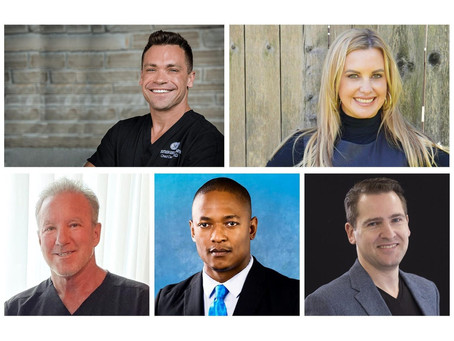 Check out profiles on 5 of the country's leading cosmetic surgeons