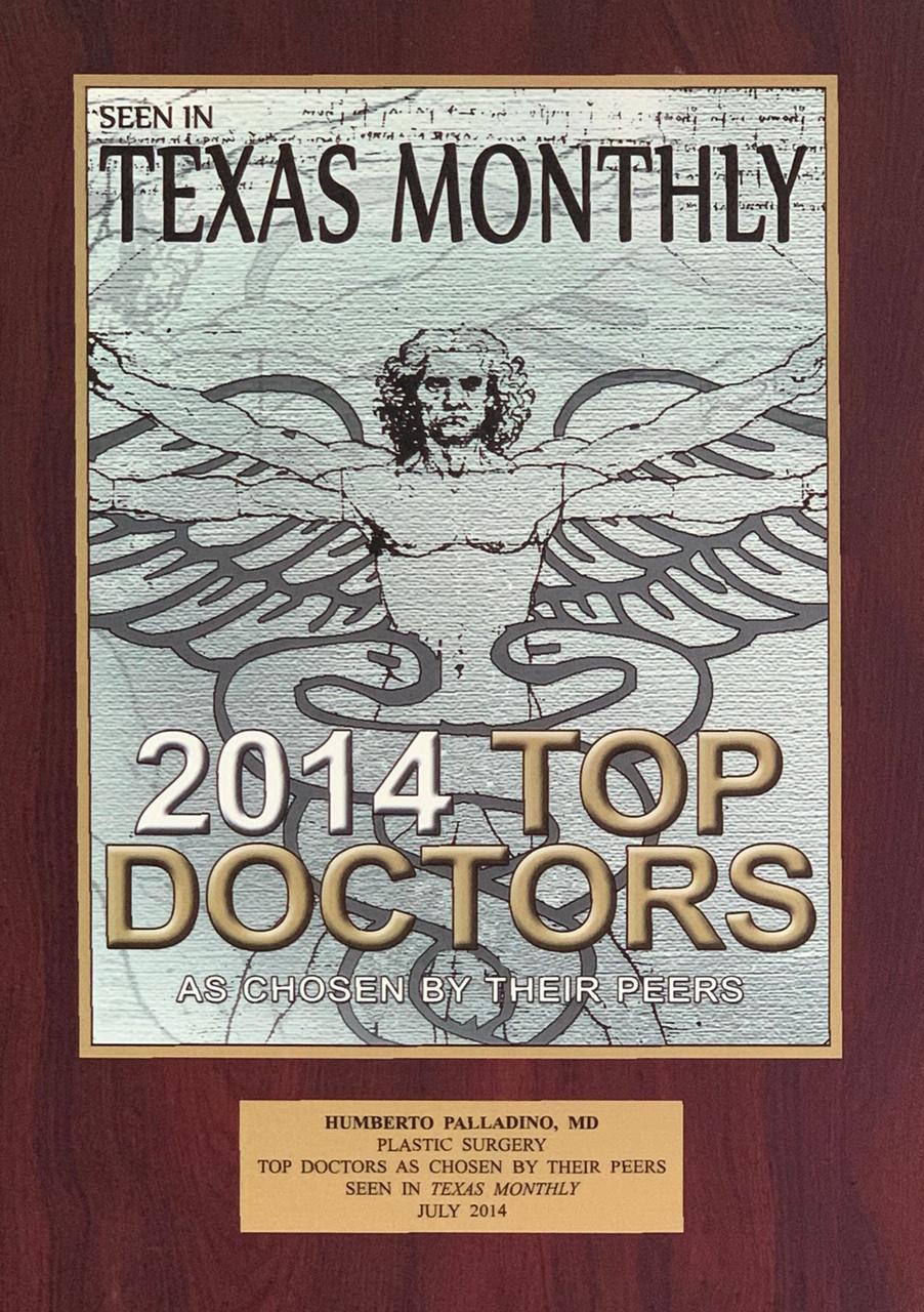 2014 Top Doctors Distinction