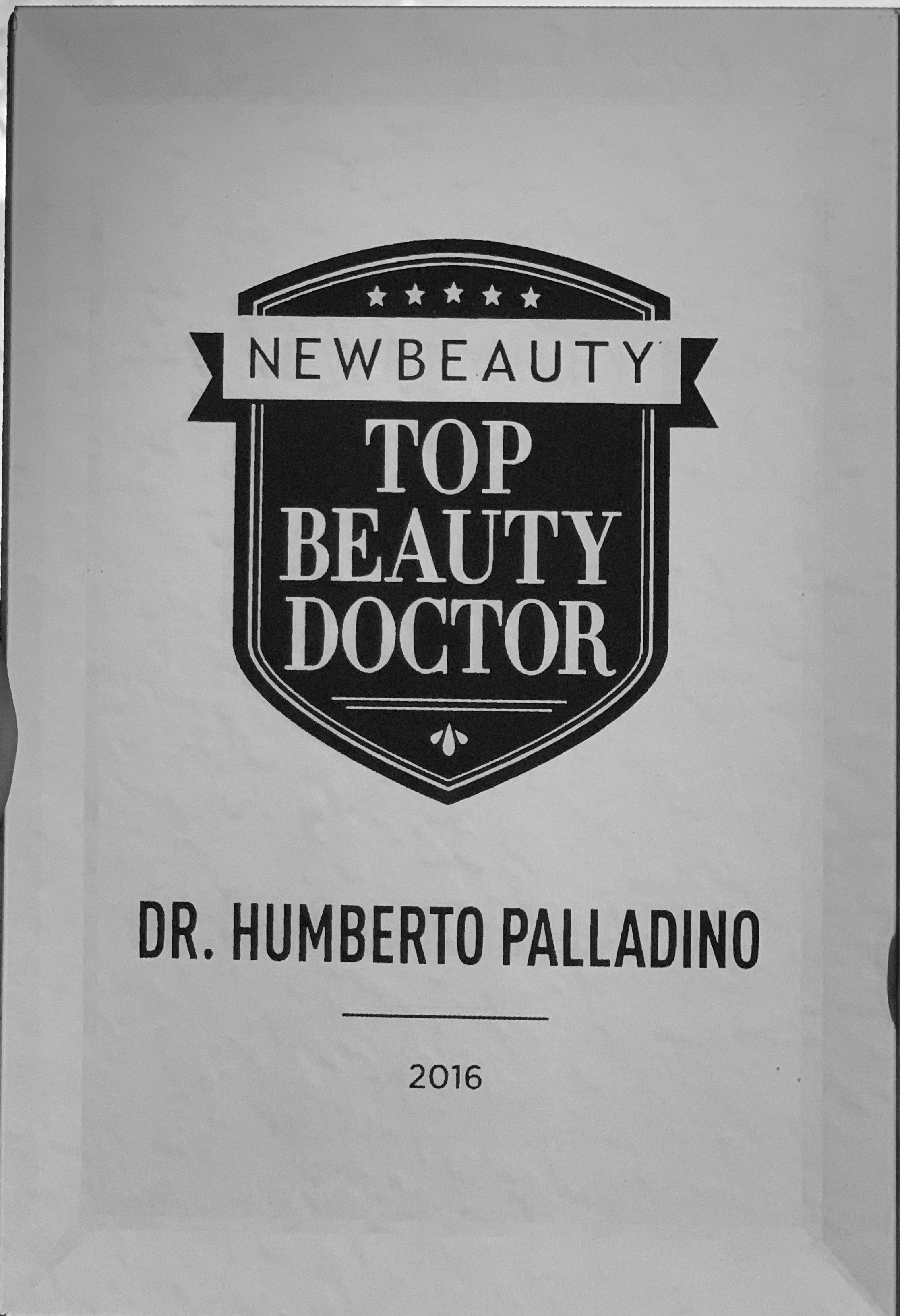 New Beauty Top Doctor 2016