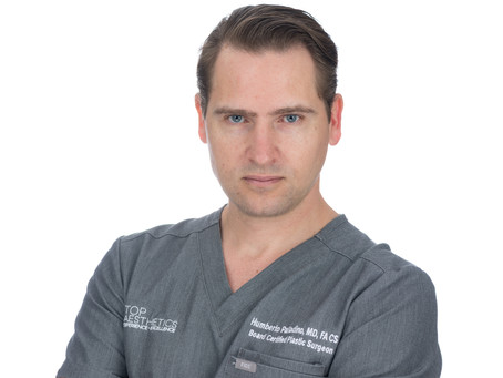 Dr. Humberto Palladino shares Top 3 Insights for Plastic Surgeons new to Private Practice