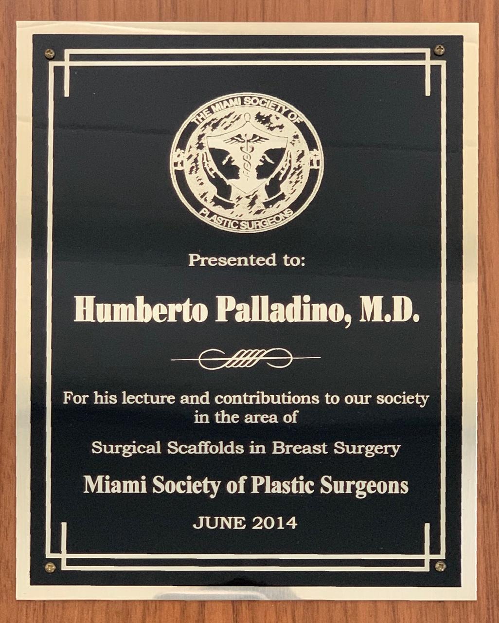 Miami Society of Plastic Surgeons
