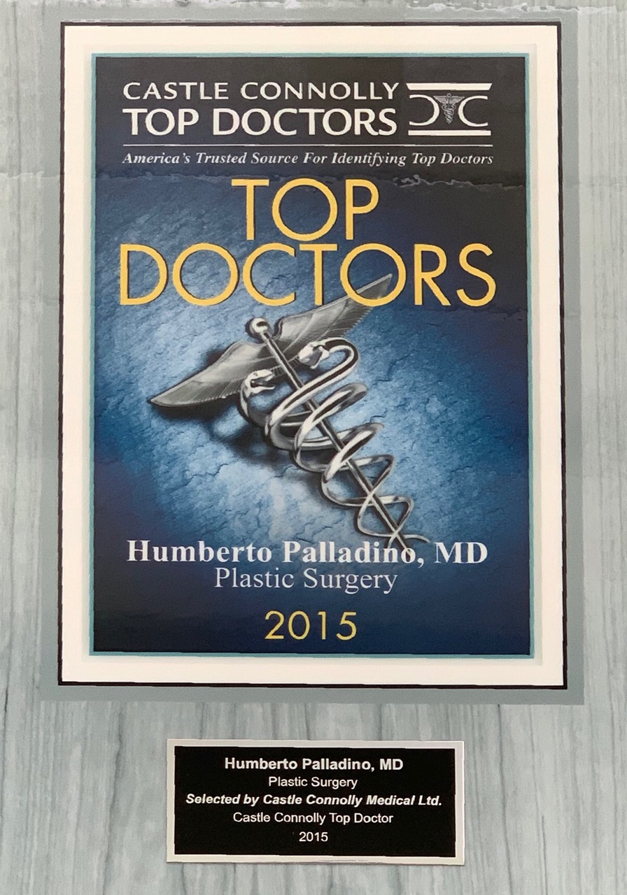 2015 Top Doctors Distinction