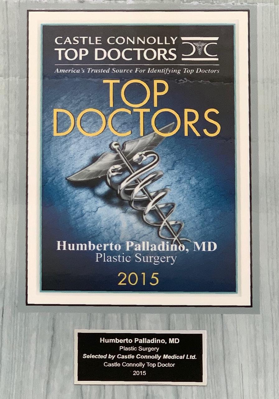 2015 Top Doctors Distinction