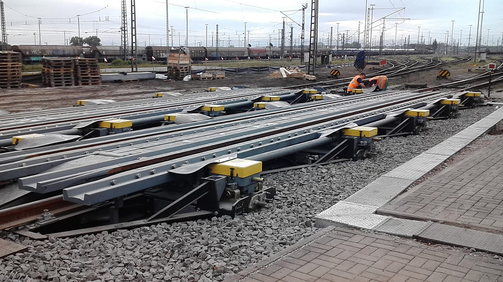 Tracksure Fitted for Deutsche Bahn Netz AG