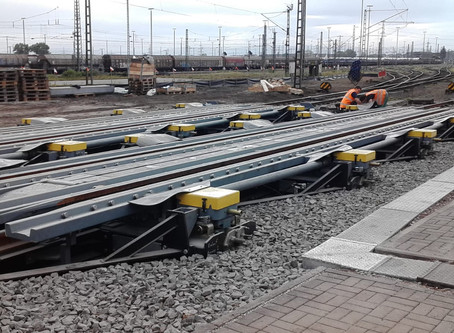 Tracksure Fitted for Deutsche Bahn Netz AG - Germany's Largest Rail Operator