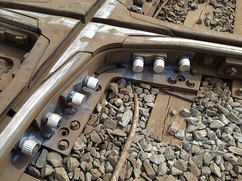 Railroad Diamond Crossing - T3655ENA0010AS