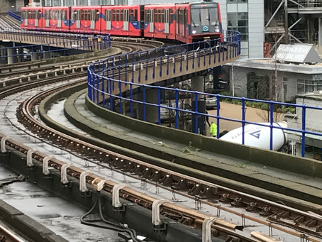 Docklands Light Railway Standardises Tracksure Technology