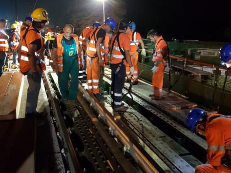 Tracksure Supports Major Italian Bridge Refurbishment