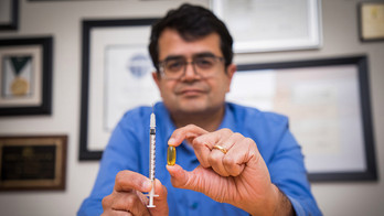 Injections to become pills, in vision of Harvard-launched startup