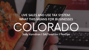 What the Colorado SUTS system means for businesses
