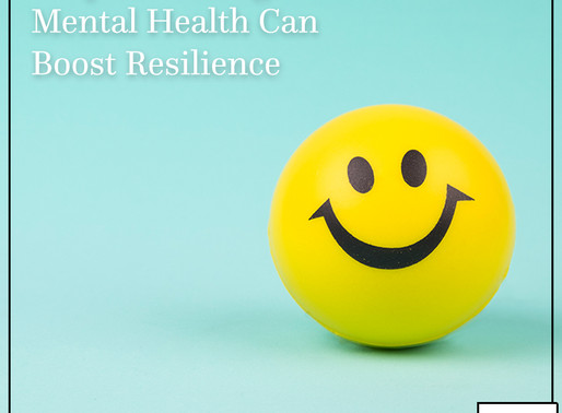 Why nurturing mental health can boost resilience