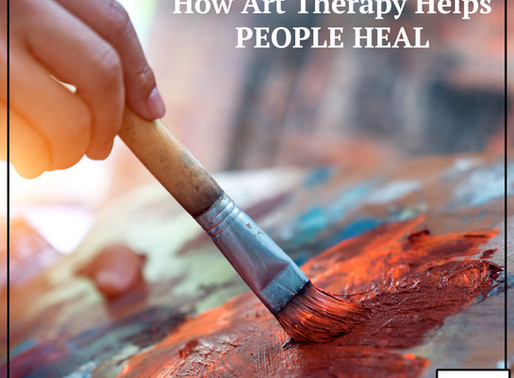 How Art Therapy Helps People Heal