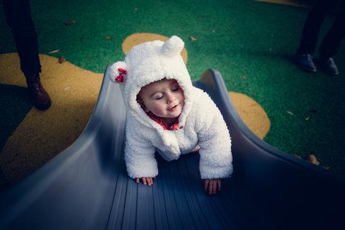 Enfant ourson