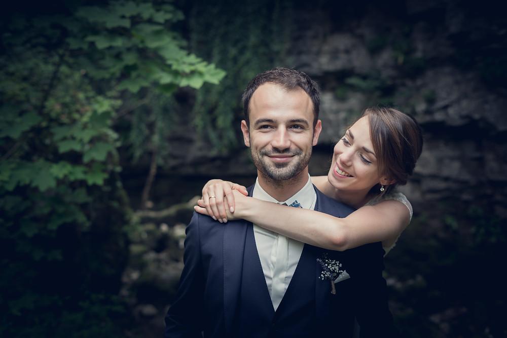 Mariage L'orangerie Guillon les bains