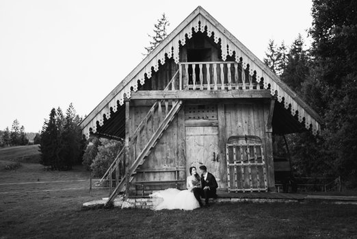 Mariage montagnard