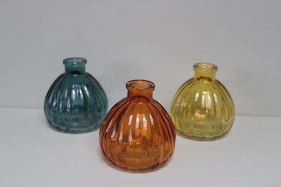 Colourful Retro Vases