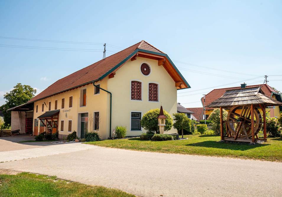Erschenhof Marktplatz