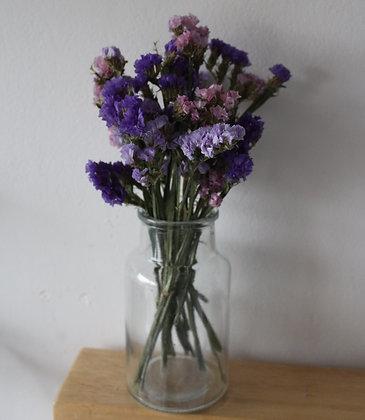 Dried Flower Box- Statice Mix