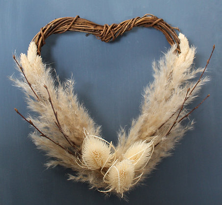 Minimal Dried Heart