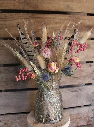 DELUXE- Norfolk Countryside Vase