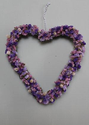 Confetti Dried Heart