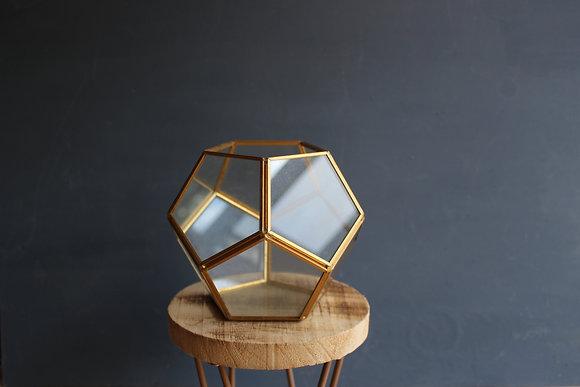 Small Gold Terrarium