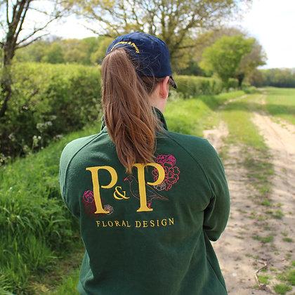 P&P 1/4 Zip Sweatshirts