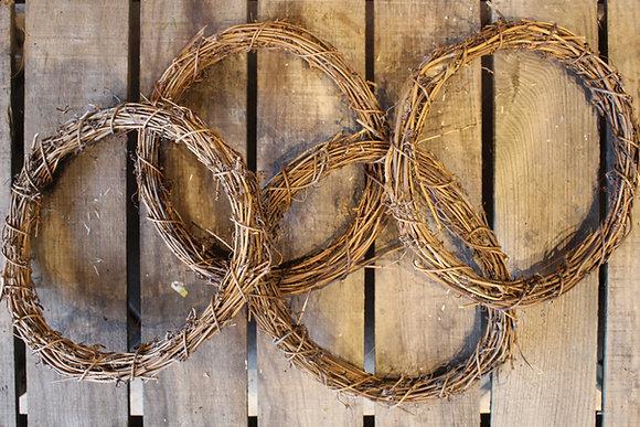 Vine Wreath Ring
