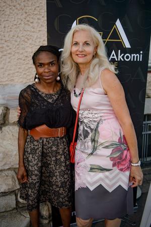 Direktorin Modeschule WIMO Maroa Unterkofler