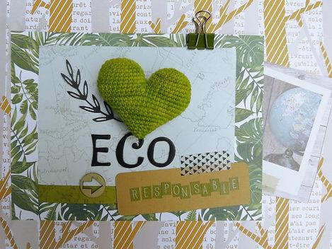 Eco salon, respect environnement, mille et une idées, salons, salons de loisirs créatifs et du fil