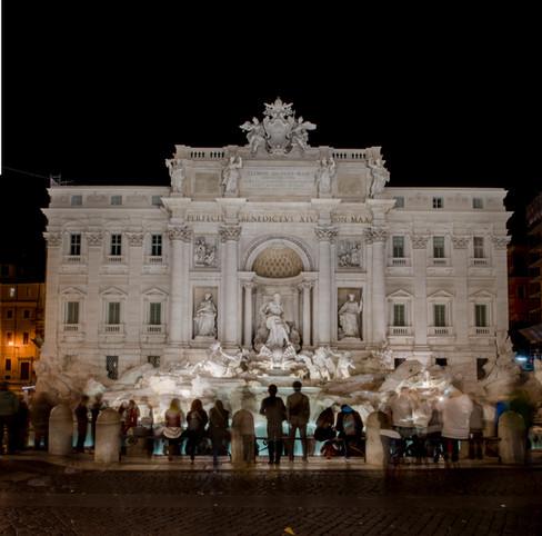 Fontana Di Trevi, Rome, Italy,Roma,