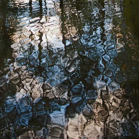 Heijastuksia II / Reflections II 2015  Chromaluxe Metal Print, 40 cm x 40 cm 4/10