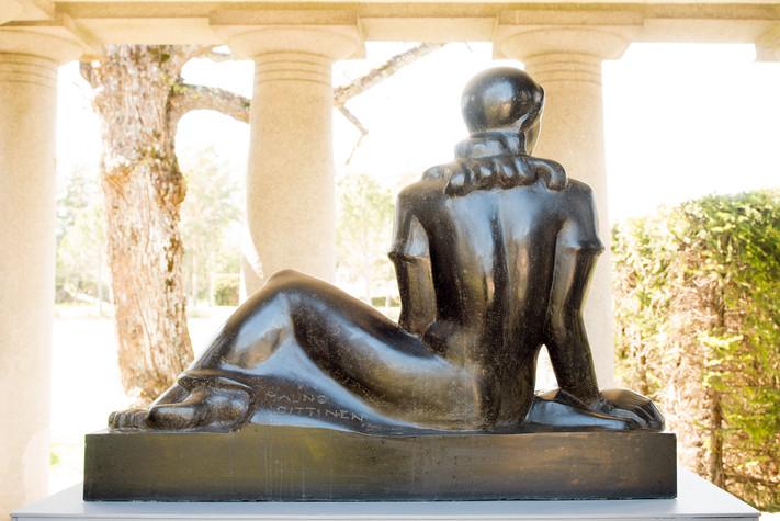 installation, sculpture, veistos, artreproduction, taideteosvalokuva, valokuvaajaturku, kultaranta, naantali,presidential residency, vesa aaltonen